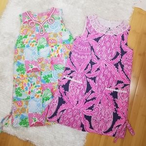 Lilly Pulitzer dresses size 8